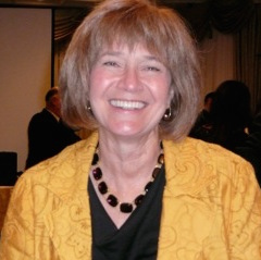 Author Eleanor Turino